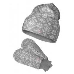 """Czapka i kołnież dla dzieci 140-160 """"Merino Hat Set Junior"""""""