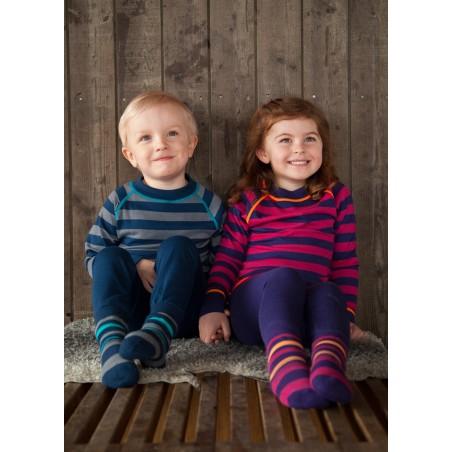 """Skarpety termoaktywne Merino dzieci """"Wool Sock Extra Active Junior 2p."""""""